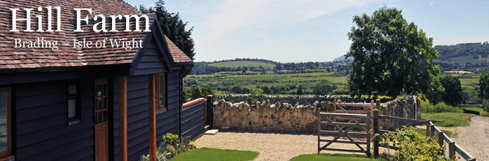 Hill farm Lodge Self Catering Accommodation - Hill Farm, Brading Isle of Wight