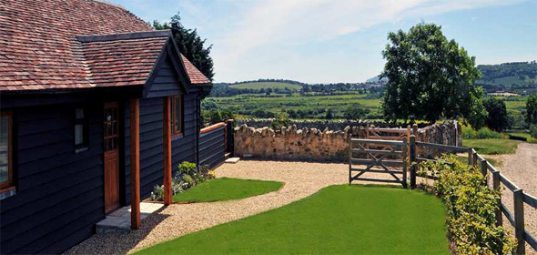 Little Black Barn, Hill Farm, Brading, Isle of Wight